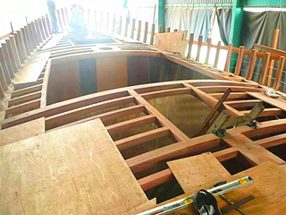 boat use marine plywood